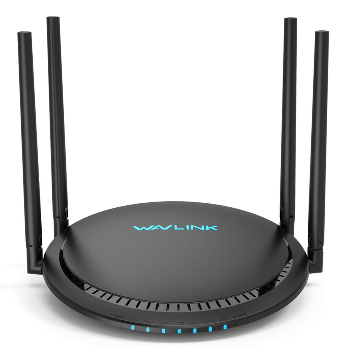1200Mbps Smart WiFi Router, WAVLINK AC1200 Dual-Band Gigabit Ethernet  Router WiFi Wireless 5Ghz + 2 4Ghz Gaming WiFi Router High Speed Wireless  WiFi