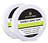 Premium Double Sided Adhesive Tape - Width: 0.4 inch (10 mm) - Length: