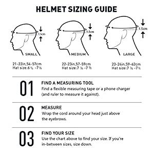 Casque Velo YDHWWSH Casques Ultralight Cyclisme Unisex Réglable Road Mountain Bike Cycling Helmets Protector Sport Hoverboard Casque