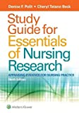 img - for Study Guide for Essentials of Nursing Research book / textbook / text book