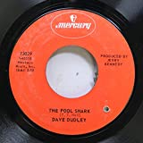 Dave Dudley 45 RPM The Pool Shark / The Bigger They Come, The Harder They Fall