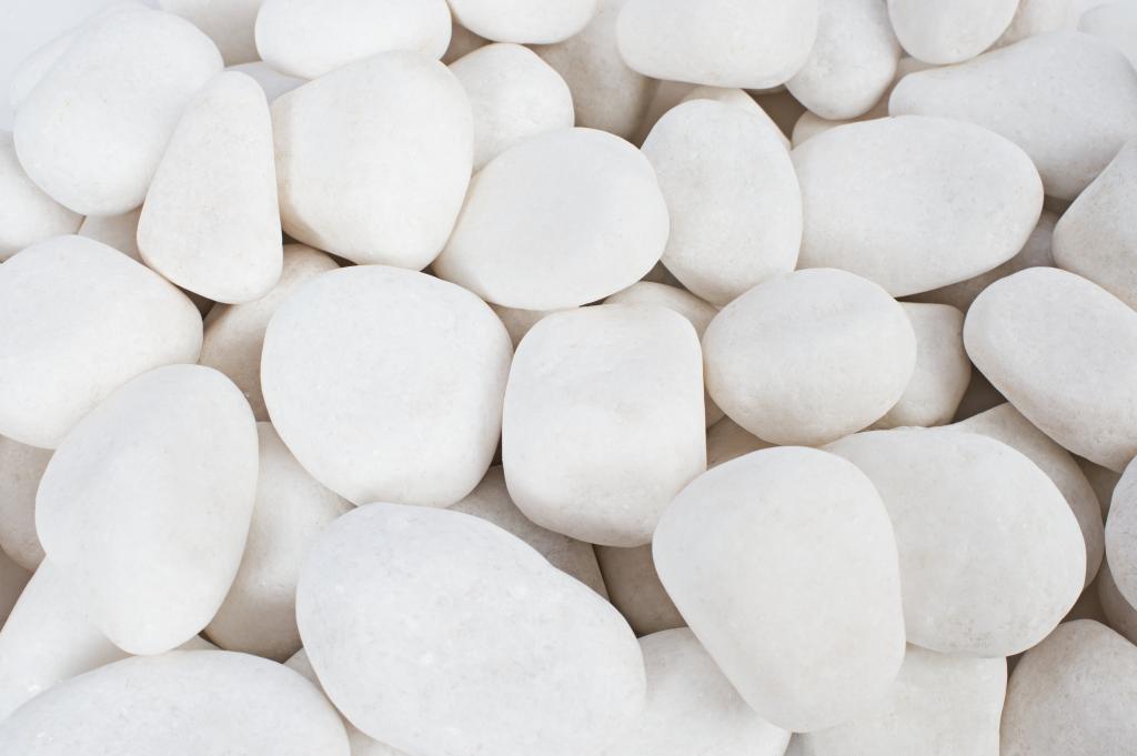 White Decorative Stones : Large white decorative stones billingsblessingbags