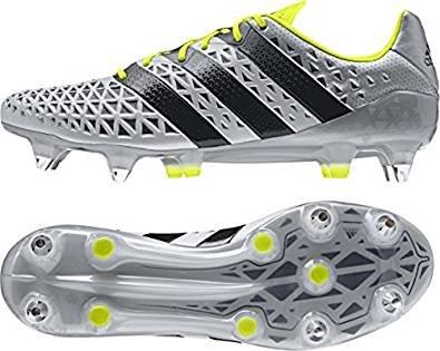 adidas Botas de Fútbol Para Hombre Plateado Plata