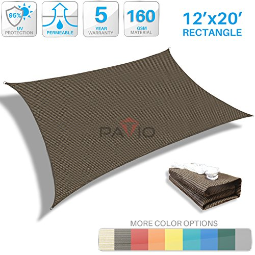 Patio Paradise 12x20 Rectangle Canopy