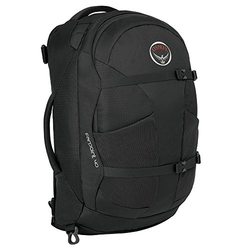Osprey Farpoint 40 Backpack Volcanic Grey S/M
