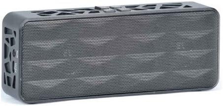 Sierra BT  S8B Wireless Bluetooth Speaker  Black  Home Audio