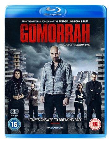 Gomorrah (Complete Season 1) - 4-Disc Set ( Gomorra: La serie ) ( Gomorrah - Complete Season One ) [ NON-USA FORMAT, Blu-Ray, Reg.B Import - United Kingdom ]