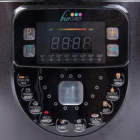Biochef Robot de Cocina programable: Amazon.es: Hogar