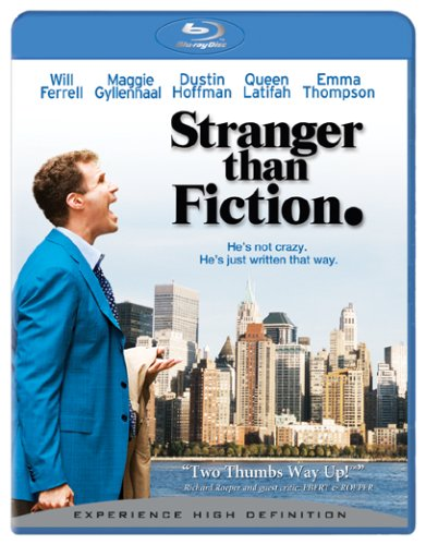 Stranger Than Fiction [Blu-ray]