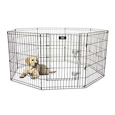 "PETMAKER 58"" x 60""X 30"" Exercise Playpen"