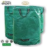 Garden EXPERT Garden Waste Bags 72 Gallons Reuseable-3 Pack