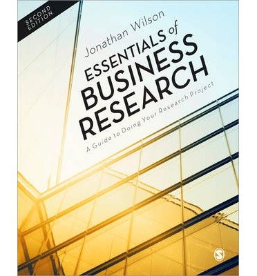 Download Essentials Of Business Research: A Guide To Doing Your Research Project, 2Nd Edition PDF