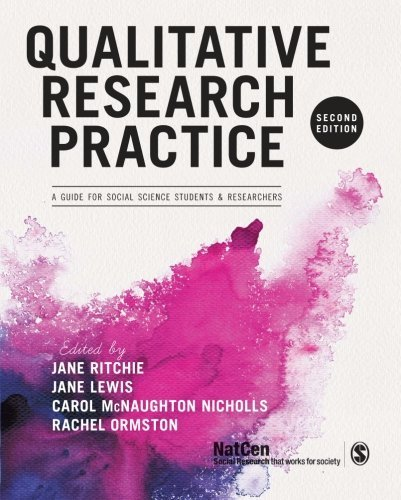 Qualitative Research Practice: A Guide for Social Science Students and Researchers 2nd (second) edition published by SAGE Publications Ltd (2013) Paperback