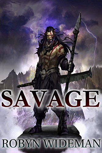 Savage by [Wideman, Robyn]