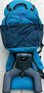 Evenflo Trailtech Baby Carrier, Blue