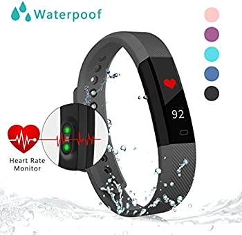 Bonebit Fitness Tracker Watch (Several Colors)