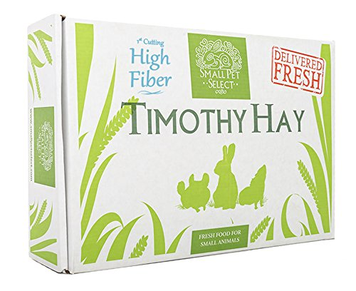 "Small Pet Select 1St Cutting ""High Fiber"" Timothy Hay for sale  Delivered anywhere in USA"