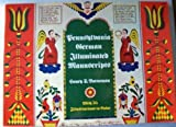 Pennsylvania German Illuminated Manuscripts, Henry Stauffer Borneman, 0486229262