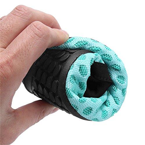 Barerun Barefoot Quick-Dry Water Sports Shoes Aqua Socks for Swim Beach Pool Surf Yoga for Women Men 8.5-9.5 US Women by Barerun (Image #3)