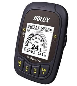 Holux Datenlogger GPSport GR-245 , schwarz