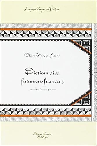 Dictionnaire futunien-français