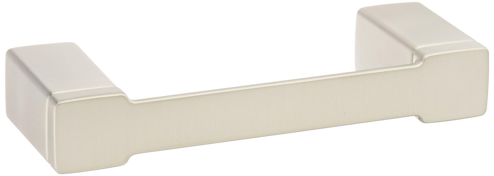 Moen YB8808BN 90 Degree Pivoting Toilet Paper Holder, Brushed Nickel