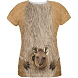 Best Kangaroo Halloween Costumes For Couples - Halloween Kangaroo Costume All Over Womens T-Shirt Review