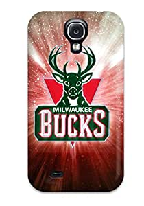 New Style milwaukee bucks nba basketball (9) NBA Sports & Colleges colorful Samsung Galaxy S4 cases