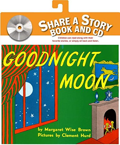 Read Online Goodnight Moon Book and CD PDF