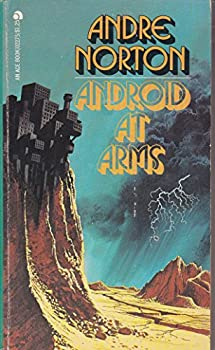 Android at Arms by Andre Norton science fiction and fantasy book and audiobook reviews