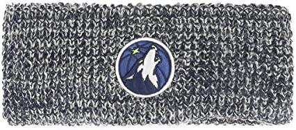 Ots Nba Minnesota Timberwolves Women S Brilyn Headband Navy