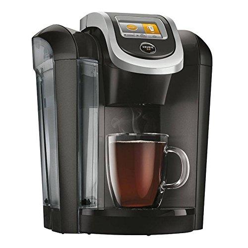 Keurig K575 Single-Serve K-Cup Coffee Maker in Matte Black