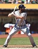 Even Gattis At Bat Houston Astros Signed 8x10 Photo W/coa - Autographed MLB Photos