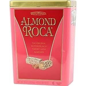 Almond Roca Buttercrunch Toffee 39oz Tin