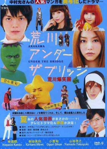 2011 Japanese Drama : Arakawa Under the Bridge w/ English Subtitle