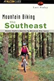 Mountain Biking the Southeast, Lori Finley, 1560444541