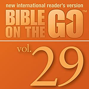 Bible on the Go, Vol. 29: Teaching about Wisdom (Proverbs 1-3, 15, 22, 24; Ecclesiastes 1-3, 12) Audiobook