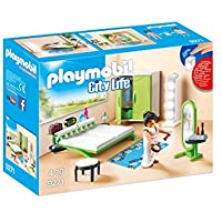 PLAYMOBIL® Bedroom Set Building