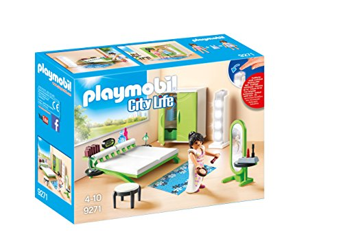 PLAYMOBIL® Bedroom Set Building Set