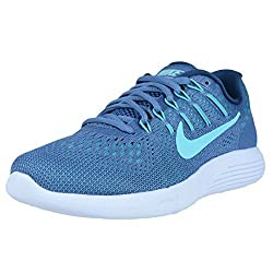Nike Womens Lunarglide 8 Wmns Running Shoes, Ocean Fog Size 8.5 Us