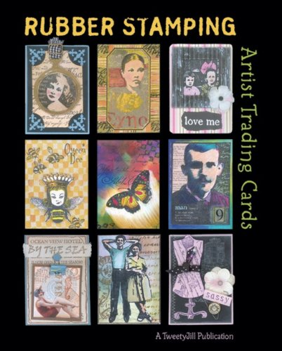 Rubber Stamping Artist Trading Cards