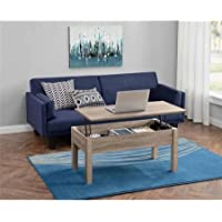 Lift-Top Coffee Table (Sonoma Oak)