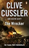 Front cover for the book The Wrecker by Clive Cussler