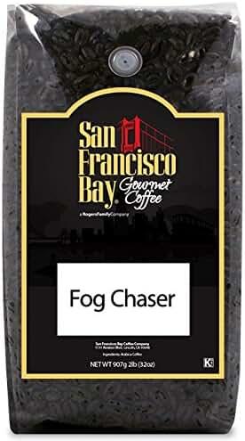 San Franscisco Bay Coffee, Fog Chaser- Whole Bean, 2-Pound (32 oz.)