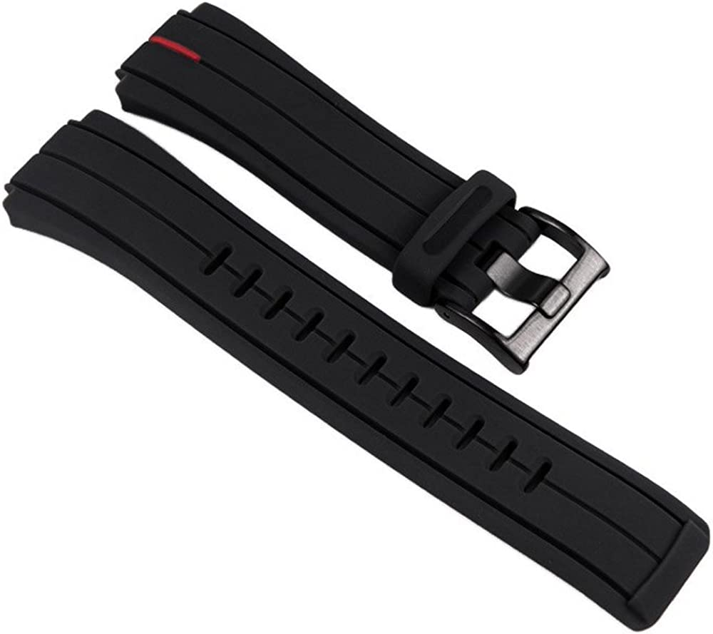 Timex T2N720-Band - Correa, Color Negro (16)