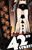 42nd Street POSTER Movie (1933) Style B 11 x 17 Inches - 28cm x 44cm (Warner Baxter)(Ruby Keeler)(Bebe Daniels)(George Brent)(Dick Powell)(Guy Kibbee)(Ginger Rogers)