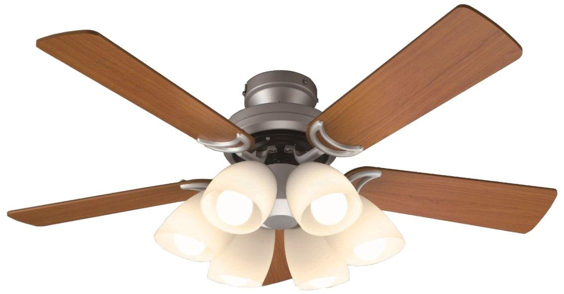 人気ブランドのおすすめシーリングファン7選 オーデリック LEDシーリングファンライト4枚羽根 SH9073LDR W