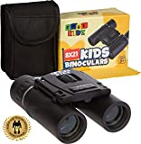 Binoculars for Kids 8×21 by Coolkidz – Compact Binoculars Set for Boys and Girls with High Resolution Coated Lens – Perfect for Bird Watching, Safari, Travel, Hiking, Hunting, Concerts Review