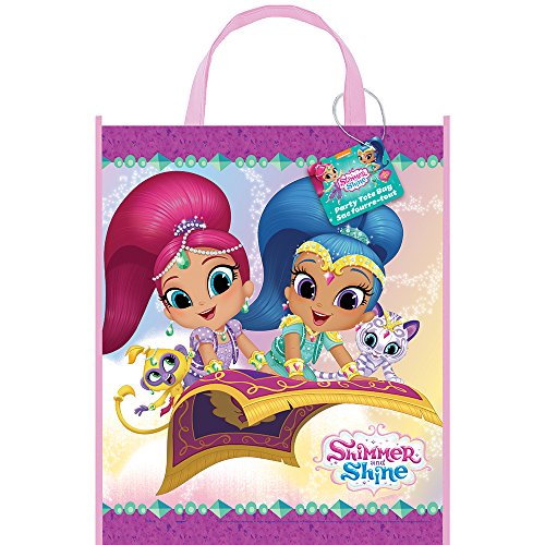 Large Plastic Shimmer Shine Goodie