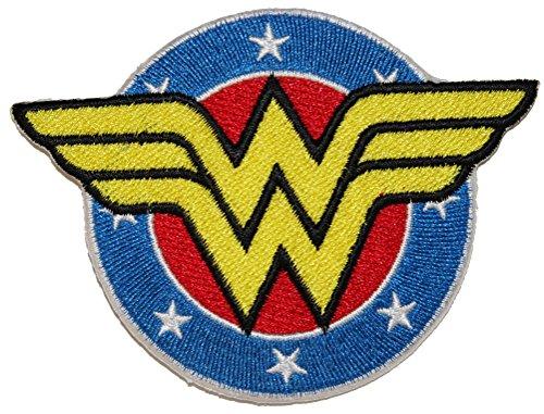 Application Wonder Woman Shield Patch